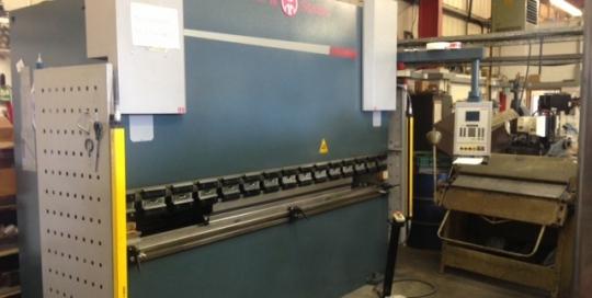 DU 6000 Press Brake