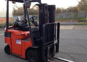 Toyota-Forklift